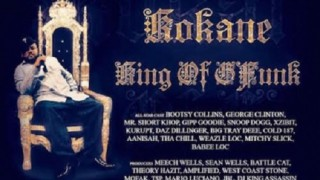 Kokane – Kokane King Of G-Funk (2016) Album