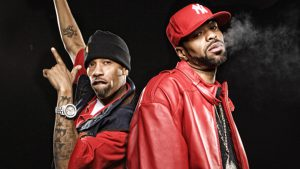 Method Man & Redman ( Q-Factory Amsterdam)